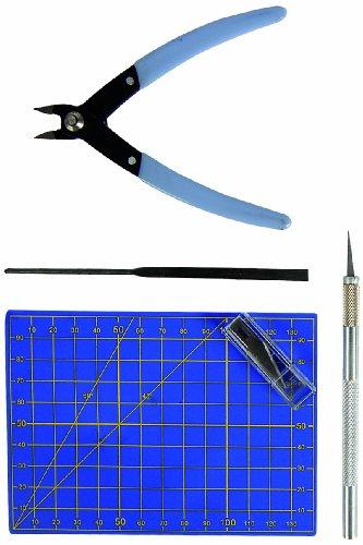 Italeri - I50815 - Accessoire Pour Maquette - Set Outillage De Base