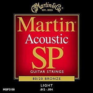 Martin MSP3100 マーチン アコースティックギター弦