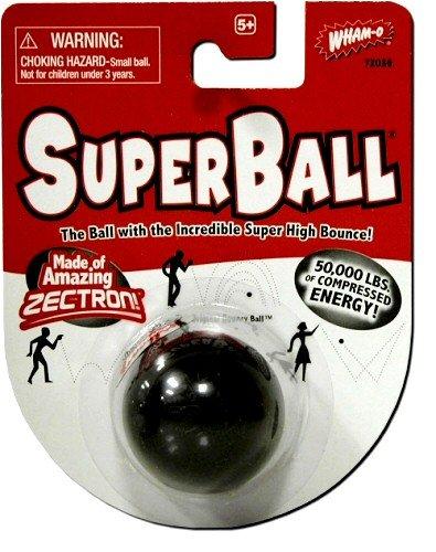 ORIGINAL WHAMO SUPER HIGH BOUNCER BALL SUPERBALL TOY - 1