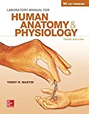 img - for Laboratory Manual for Human Anatomy & Physiology Cat Version book / textbook / text book