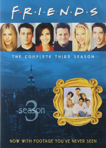 Friends: The Complete Third and Fourth Seasons (Friends Complete Box Set compare prices)