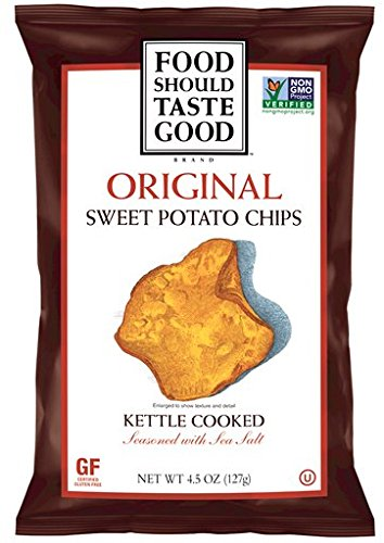Food Should Taste Good Sweet Potato Chips Amazon