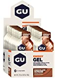 GU Original Sports Nutrition Energy Gel, Chocolate Outrage, 24-Count