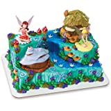 Decopac Disney Fairies Pixie Hollow Signature DecoSet Cake Topper