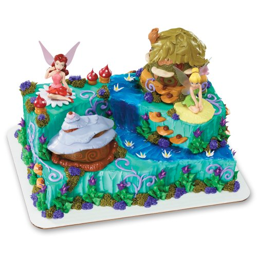 Make Your Fairy Birthday Cake Come Alive With Toppers