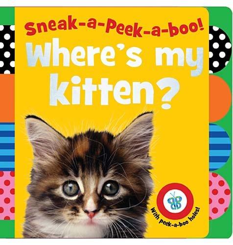 Boo Where Sneak-a-peek-a-boo Where's my