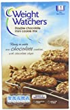 WeightWatchers Double Chocolate Mini Cookie Mix 155 g (Pack of 4)