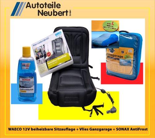 Sonax Scheibenfrostschutzkonzentrat + Waeco Sitzheizung