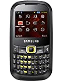 Samsung GT-B3210 Corby TXT Quad-band GSM Unlocked Cell Phone with Full QWERTY, FM Radio, Camera, Camcorder, Micro SD memory extention--International Version with No Warranty (White)