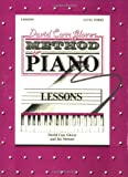 img - for David Carr Glover Method for Piano Lessons: Level 3 book / textbook / text book