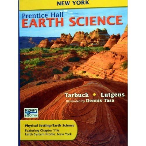 Prentice Hall Earth Science: Tarbuck: 9780133627909: Amazon.com: Books