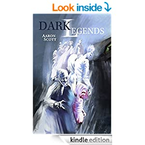 dark legends book cover