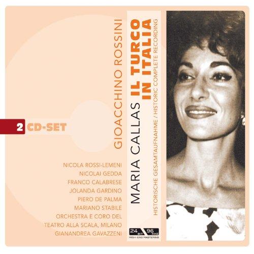 Il Turco in Italia- Riossini- CD