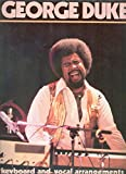 img - for George Duke Keyboard and Vocal Arrangements book / textbook / text book
