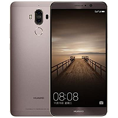 Huawei Mate 9 (Dual SIM, 64GB, 4GB, Mocha Brown)