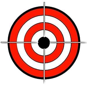 bullseye target crosshairs