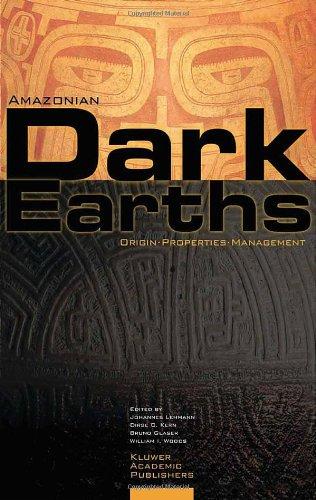 Amazonian Dark Earths: Origin Properties Management