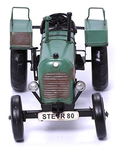 Model Car - Tractor Steyer 80 - Retro Tin Model