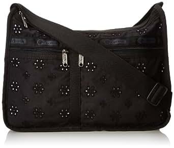LeSportsac Deluxe Everyday Handbag,Eyelet,One Size