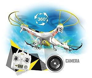 Mondo Motors - 63271 - Ultradrone Radio Commande - - Drone X31.0 Explorers + Caméra