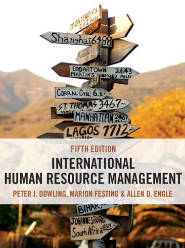 International Human Resource Management: Managing People...