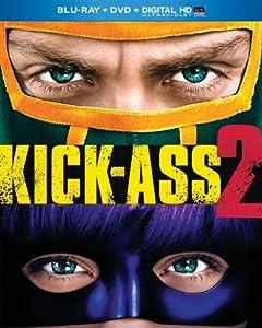 Kick-Ass 2 (Blu-ray + DVD + Digital HD UltraViolet)
