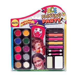 Click to buy Face Painting Partyfrom Amazon!