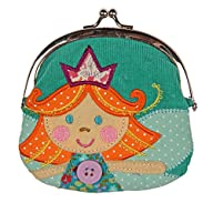 Stephen Joseph Signature Coin Purse Fairy Toy