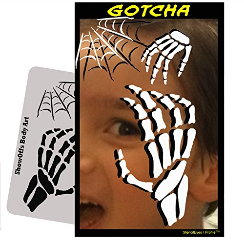 halloween-face-painting-stencil-stencileyes-profile-gotcha-by-showoffs-body-art