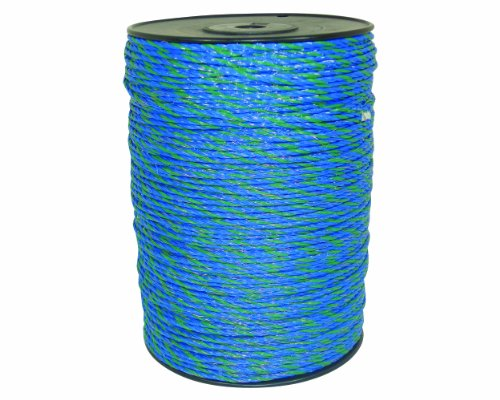 Field Guardian Polywire, 1640-Feet, Blue/Green