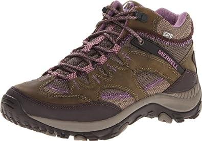 Merrell Ladies Salida Mid Hiking Boot by Merrell
