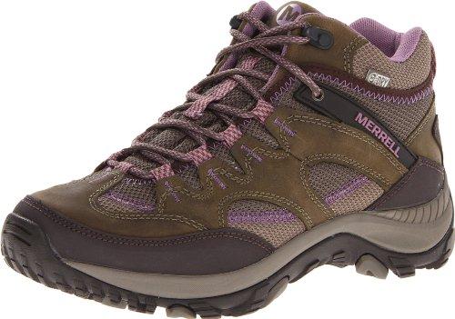 Lastest Merrell Womens Moab Mid Waterproof  Cute Womens Hiking Boots