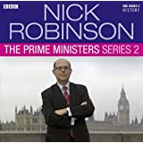 Nick Robinson's The Prime Ministers Series 2 (BBC Audio)
