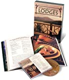 Dining at Great American Lodges: Recipes from Legendary Lodges; National Parks Lore and Wilderness Landscape Art; Music by the Big Sky Ensemble (Cookbook & Music CD Boxed Set)