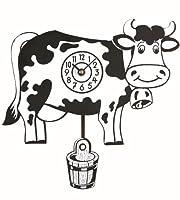 子供向けの時計,乳牛