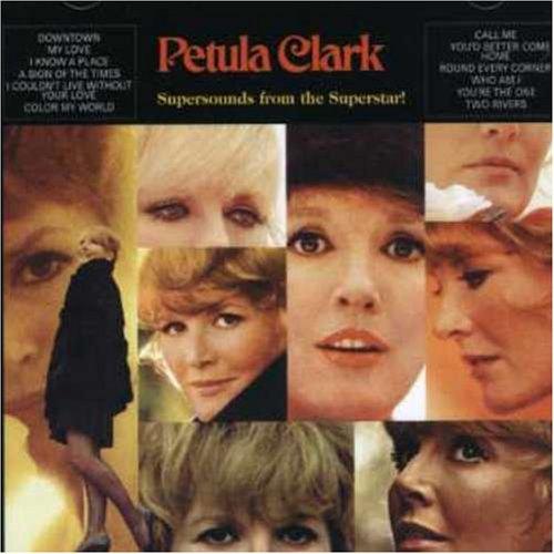Petula clark - Supersounds From the Superstar - Zortam Music