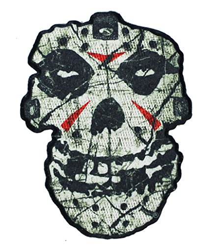 Application Misfits Crystal Lake Skull Patch