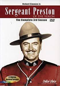 Sergeant Preston of the Yukon: Season 3 [Import]