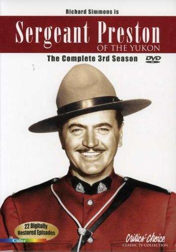 Sergeant Preston of the Yukon: Season 3 (Sergeant Preston Of The Yukon compare prices)
