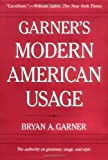 Garners Modern American Usage