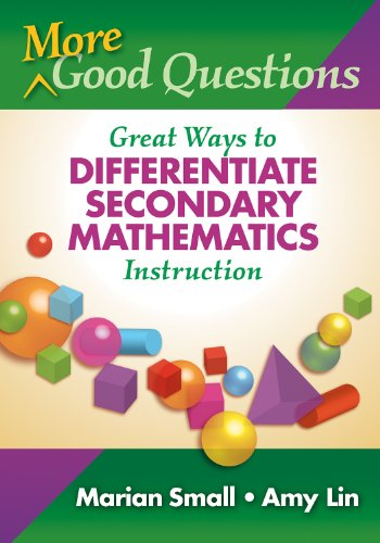 More Good Questions: Great Ways to Differentiate...
