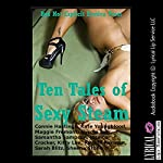 Ten Tales of Sexy Steam: Ten Explicit Erotica Stories | Connie Hastings,Kate Youngblood,Maggie Fremont