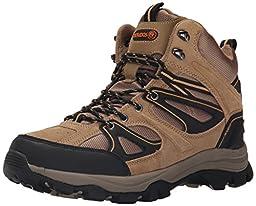 Nevados Men\'s Talus Hiking Boot, Light Brown/Light Brown/Black, 11.5 M US