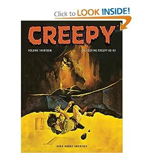 Download e-book Creepy Archives Volume 13