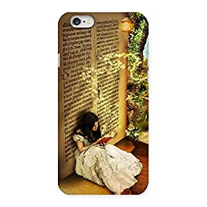 Stylish Secrate Book Multicolor Back Case Cover for iPhone 6 6S