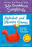 Julia Donaldoson's Songbirds Alphabet and Phonics Games Flashcards (SLIPCASE) RRP £11.98