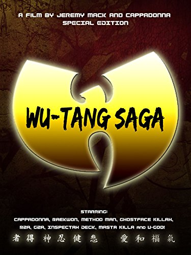 Wu-Tang Saga on Amazon Prime Video UK
