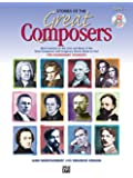 Stories of the Great Composers (Book & CD) (Learning Link)