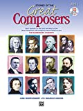 img - for Stories of the Great Composers: Book & CD (Learning Link) book / textbook / text book
