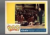 MOVIE POSTER: THE BIG SHOW-1961-LOBBY CARD-DRAMA-CIRCUS-CLIFF ROBERTSON-MARGIA DEAN-vg VG/FN